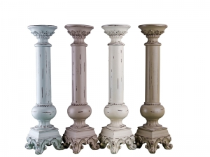 16 Inches Resin Candle Holders